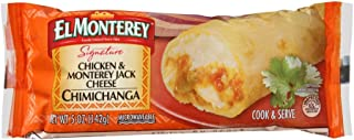 el monterey frozen chimichanga