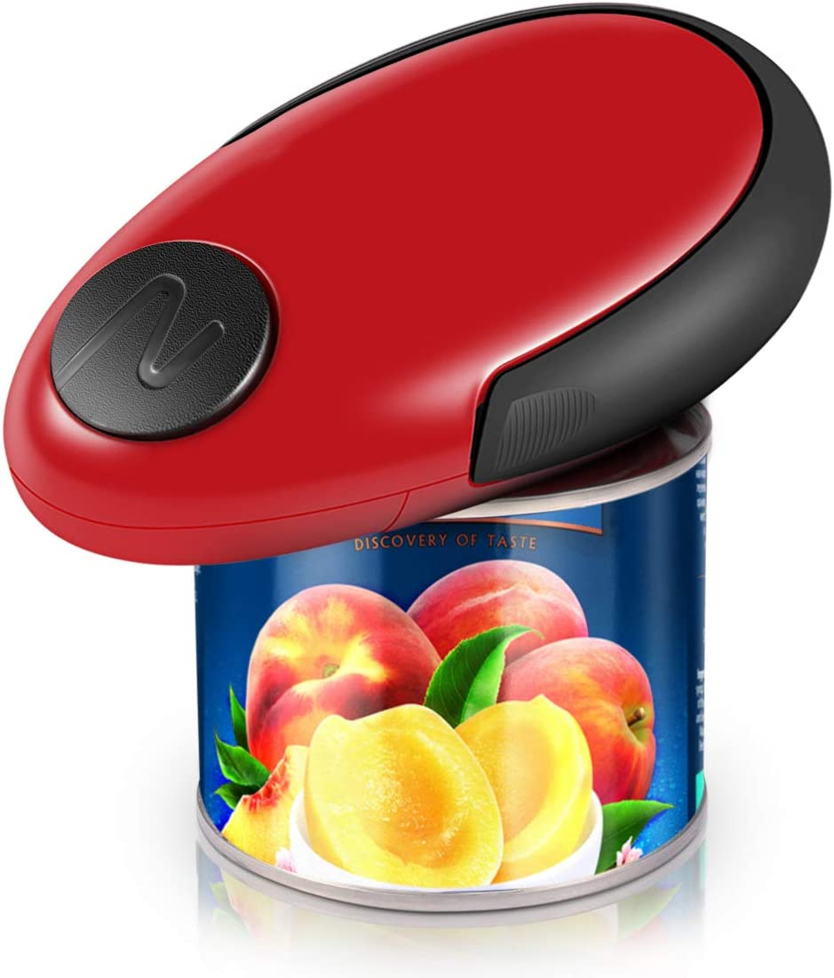 Electric Popular Max 76% OFF brand in the world Can Opener Restaurant can Edge Automati Smooth