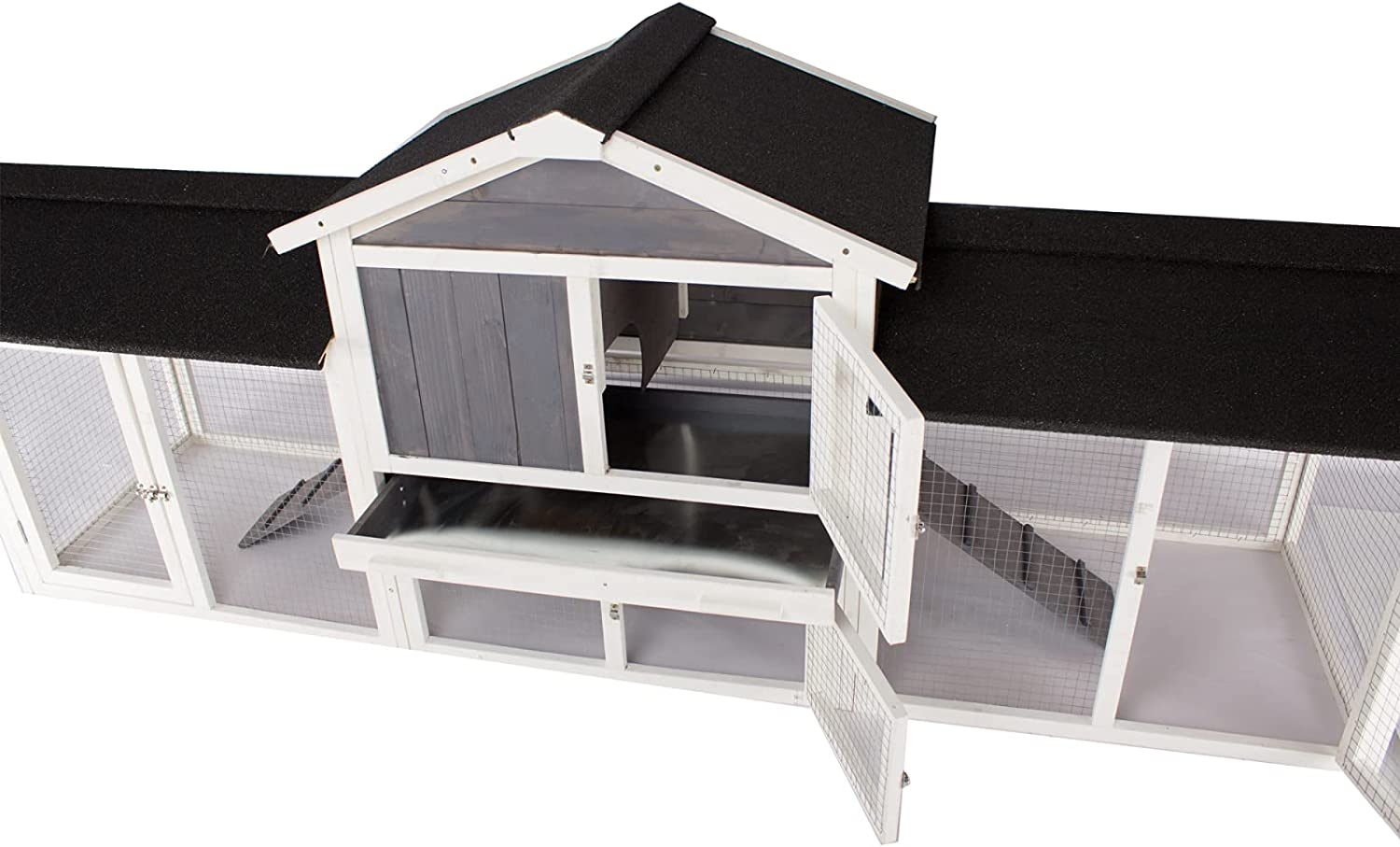 Lazyspace Rabbit Detroit Mall Hutch Pet House for Guinea Animals Pig Ho Small Direct sale of manufacturer