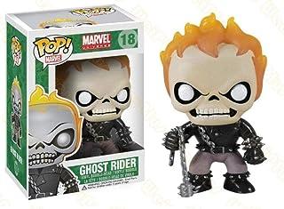 Nobranded Modelo de muñeca Funko Pop Ghost Rider Ornament