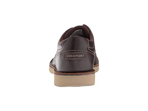 Leathertan Cabot Leatherbrown La Leathergrey Cuir Orteil Plaine Cire D'abeille Rockport znagaIC