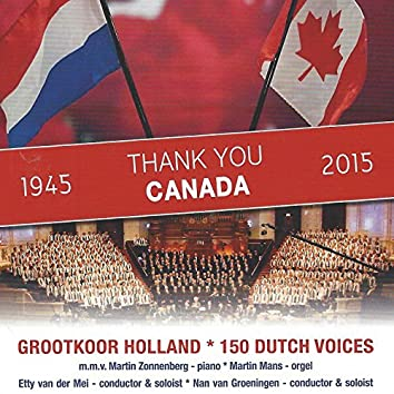 1945 Thank You Canada 2015
