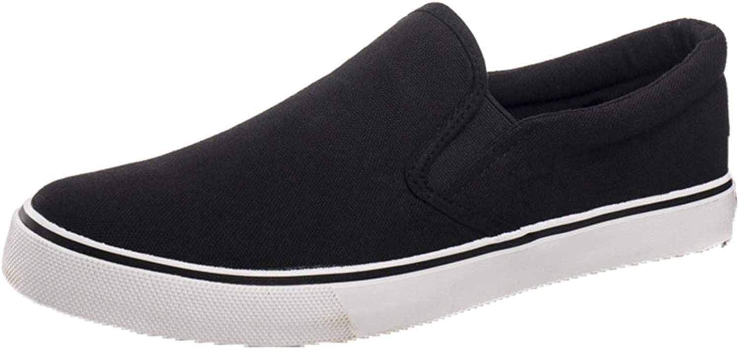 Generic2 Men Casual Shoes Succinct Factory outlet Regular store F Solid Loafers Color Slip-On