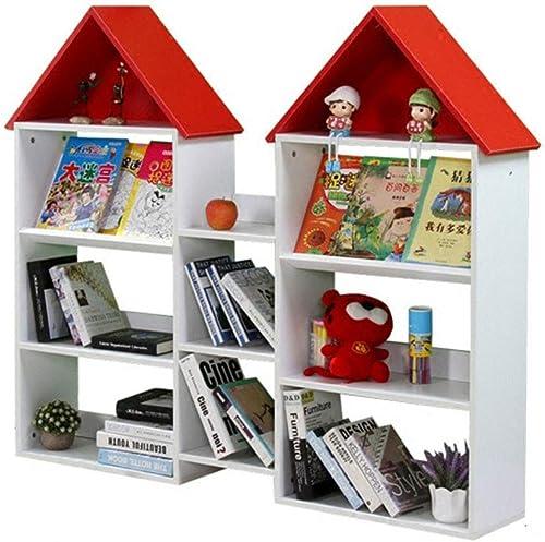 100% precio garantizado Estante para Niños jardín de de de infantes estantería de libros biblioteca biblioteca estante de libros estante de libros estante estante para libros estante de almacenamiento estantería creativa estanterí  precios razonables