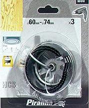 BLACK+DECKER X81005-XJ 7 Seghe a Tazza 40 mm 25,32,38,45,50,56,62