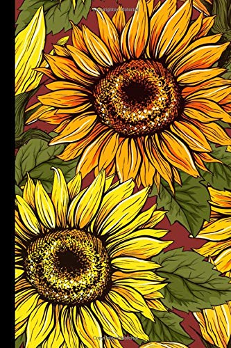 Internet Password Organizer: Internet Password Logbook With Alphabetical Tabs A Small Log Book With Sunflower Design To Keep Passwords In - My Password Journal Safe Diary