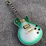 AMINIY Guitarra eléctrica Guitarra Eléctrica Cuerpo De...