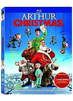Arthur Christmas Poster.Arthur Christmas Blu Ray Dvd British Comedy Guide