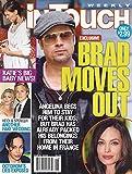 Brad Pitt & Angelina Jolie l Katie Holmes l Heidi Montag & Spencer Pratt l Octomom Nadya Suleman - May 4, 2009 In Touch