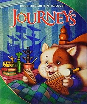 Hardcover Houghton Mifflin Harcourt Journeys, Grade 1, Level 1.1 Book
