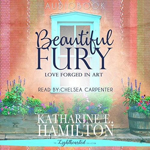 Beautiful Fury audiobook cover art