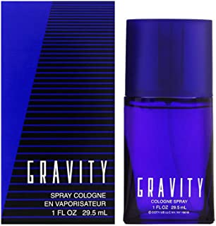 Coty Gravity Cologne Spray 1.0 Oz / 29.5 Ml, 141 g