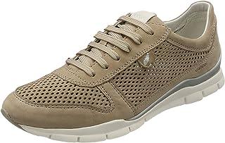 Geox D Sukie F, Sneakers Basses Femme