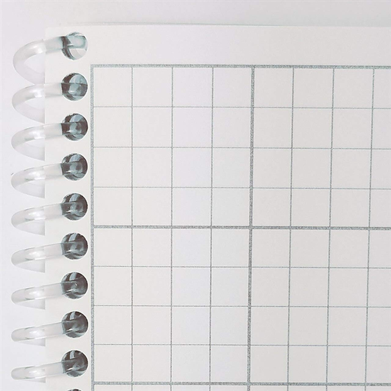 Cleanroom Notebook Max 86% OFF Engineering Discount is also underway Grid Side 5 Latex-Free Spiral