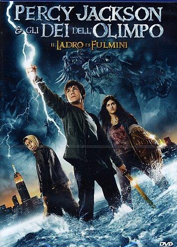 Locandina Percy Jackson Il Ladro Di Fulmini