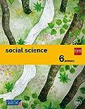Social science. 6 Primary. Savia - 9788415743835