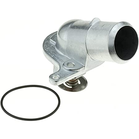 For Chevy Silverado 1500 LD 19 Engine Coolant Thermostat and Housing Assembly