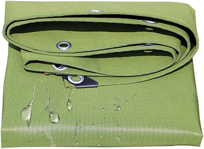 Bache De Prougeection Imperméable, Couverture De Bache Résistante UV Imperméable De Bache De Camion pour Le Bois De Voiture De Camping De Bateau De Voiture ZHANGQIANG (Couleur   A, Taille   2x4m)