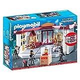 Playmobil 9451 - Juego de Figuras de Ataque del Museo, Multicolor