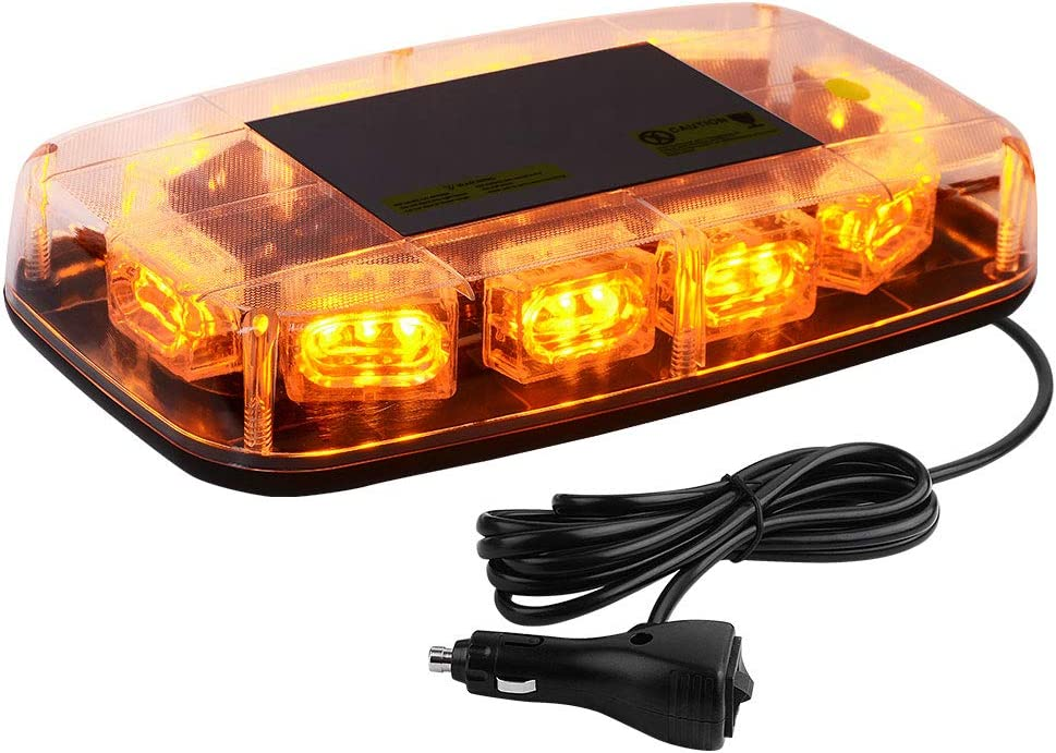 YITAMOTOR 55% OFF Upgrade Amber Strobe Lights - Enfor Intensity Law Ranking TOP4 High