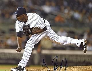 Autographed Jose Ramirez Photo - New York Yankees 8x10 W coa - Autographed MLB Photos