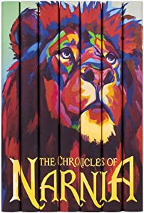 Juniper Books The Chronicles of Narnia Complete Series   7-Volume Hardcover Book Set with Custom Designed Dust Jackets   Author C.S. Lewis   Includes All 7 Books of The Chronicles of Narnia Series