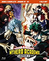My Hero Academia St.3 (Box 4 Br) (Eps 39-63) (Ltd Edition)