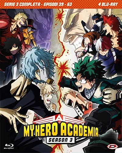My Hero Academia St.3 (Box 4 Br) (Eps 39-63) (Ltd Edition)