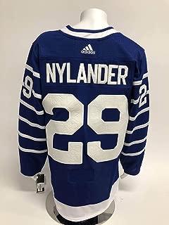 William Nylander Toronto Arenas Maple Leafs Adidas adizero Jersey Size 52