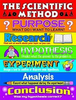 Carson Dellosa The Scientific Method Chart (6060)