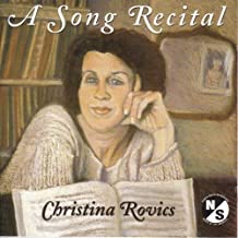 A Song Recital by unknown (1999-08-24)