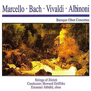 Marcello · Bach · Vivaldi · Albinoni: Baroque Oboe Concertos