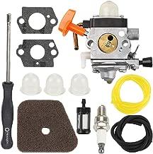 Milttor C1Q-S174 HL100 Carb Fuel Filter Line Fit Stihl KM100R Carburetor KM100 Trimmer KM110R HL100 HL100K FC100 FC110 FS87 FS87R Zama Carb 4180-120-0611 4180 120 1800