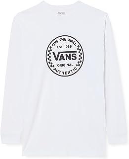 Vans Men's Authentic Checker Ls T-Shirt