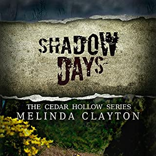 Shadow Days audiobook cover art