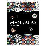 Livre de Coloriage Adultes Mandalas Anti-Stress: le Premier Cahier de...