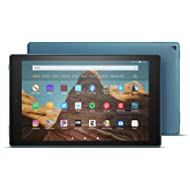 "All-New Fire HD 10 Tablet (10.1"" 1080p full HD display, 64 GB) – Twilight Blue"