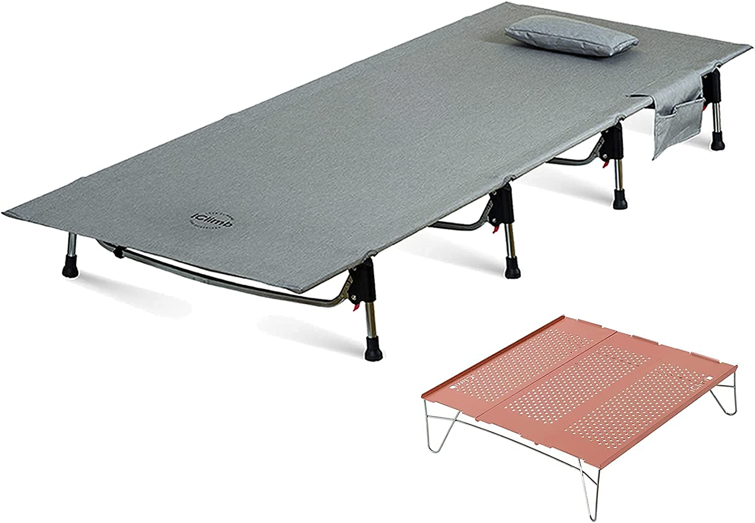 iClimb 1 Super Easy Assemble Cot and B Folding Table High order Solo Mini Year-end annual account