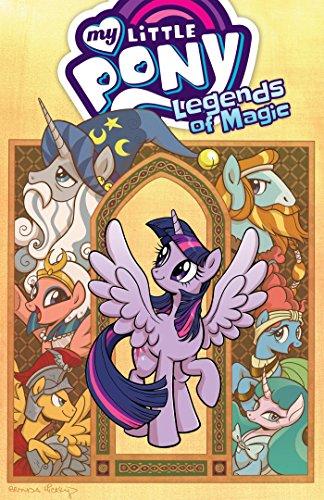 My Little Pony: Legends of Magic Vol. 1 (Comic)