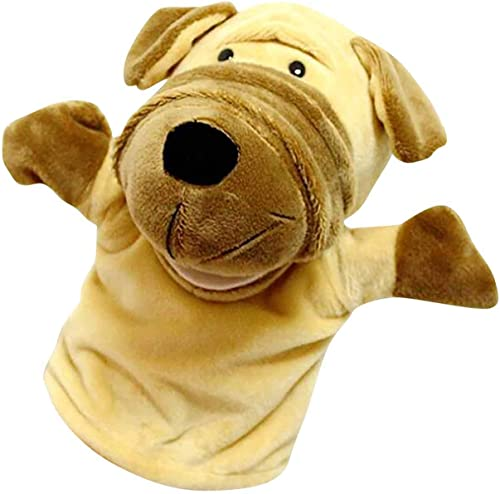 """lowest Toy Animal Friends popular Hand Puppets for Imaginative Play, Stocking, Birthday Party, Kids and Toddler Plush Animal Toy with Movable Open Mouth, online 8.9"""" Long online sale"""