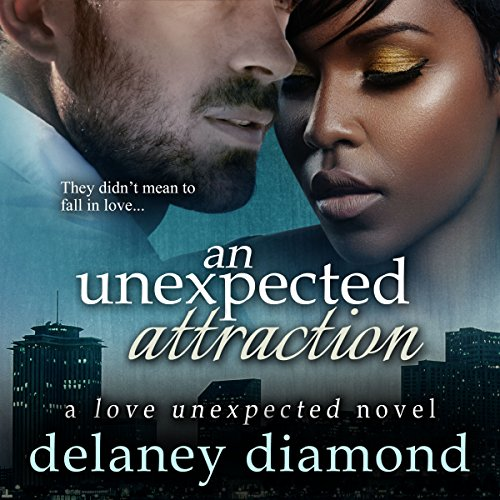 An Unexpected Attraction audiobook cover art
