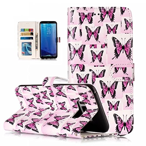 iPhone 5/5S/5SE hoesje PU Lederen Flip portemonnee case credit card slot functies magnetische off stent functie 3D patroon patroon ontwerp beschermende DECHYI case