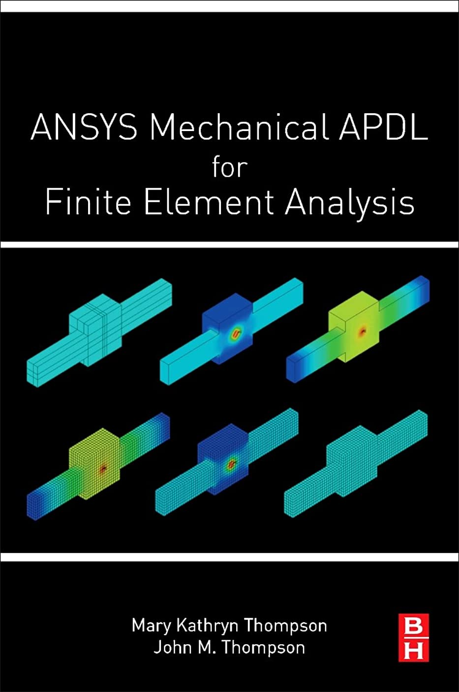シリアルメイト麻痺ANSYS Mechanical APDL for Finite Element Analysis