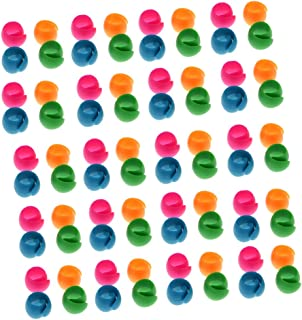 FITYLE 80 Pieces Thread Spool Hugger Bobbins Holders Clips DIY Sewing Tools Accessories