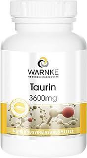 Taurina 900mg - polvere in capsule - 120 capsule