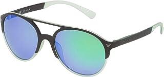 Police - SPL163556PCV Gafas de sol, Negro, 55 Unisex