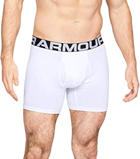 Men's Charged Cotton 6-inch Boxerjock 3-Pack