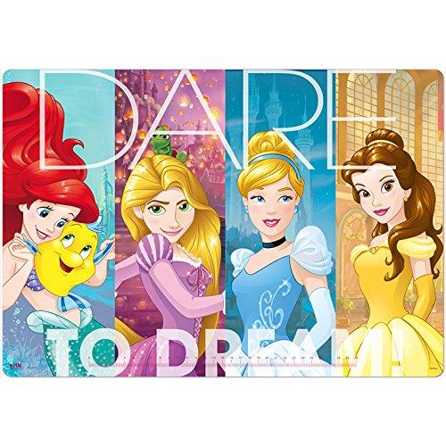 Grupo Erik Editores TSEH306 - Vade escolar con diseño Princesas