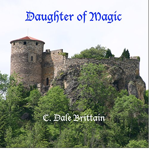Daughter of Magic audiobook cover art