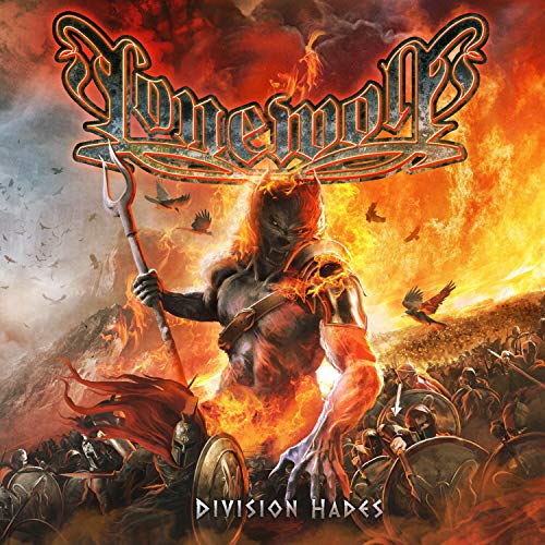 Lonewolf: Division Hades (Digipak) (Audio CD)